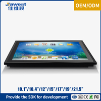 China low comsumption high performance touch pc all in one 12 inch android tablet