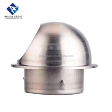 Air Conditioning Parts Stainless Steel Vent Cap Air Intake Grille