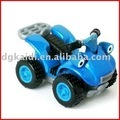 Hot sale high quality OEM cartoon model toy 3d plastic pvc Cool mini car