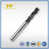 3 Flute Variable Helix with Chamfer Carbide Endmill for Steel or Cast Iron High Efficiency Milling