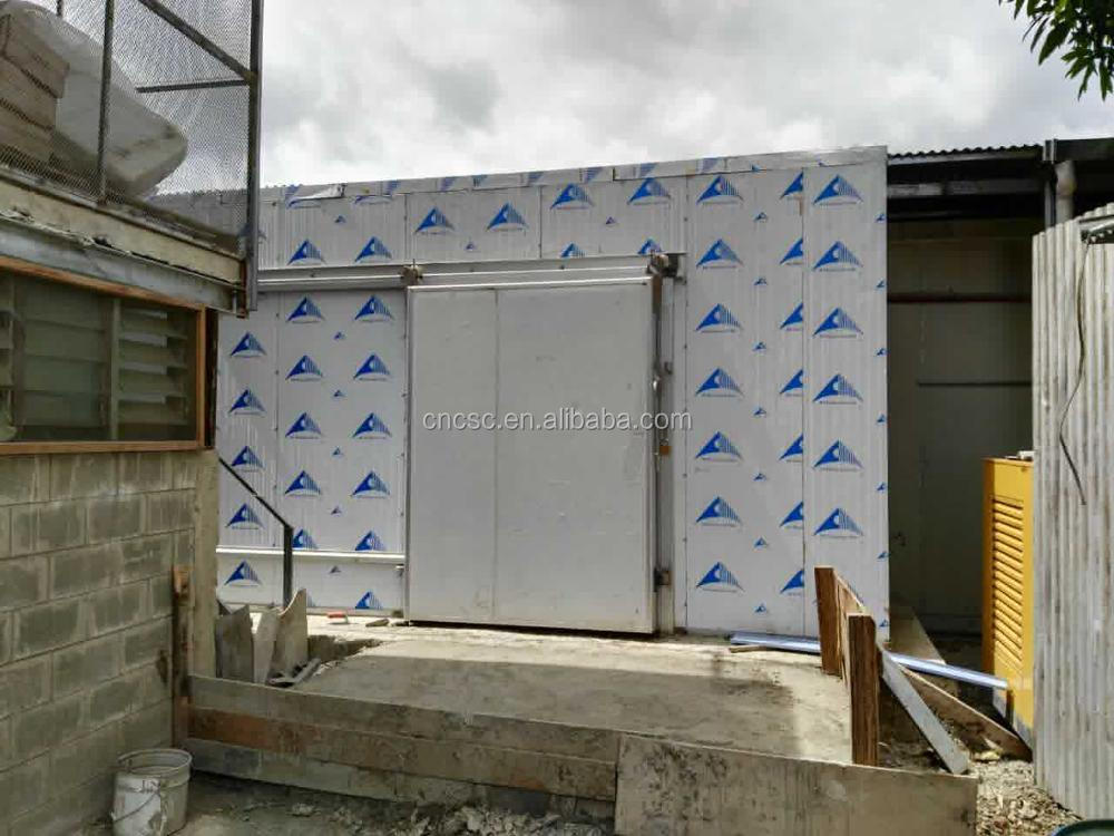 Cold room trailer for seafood cold storage with hot for How to get warm in a cold room