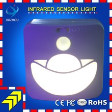 auto dimming light with motion sensor night light JZ-SGI-02 hot sale high quality