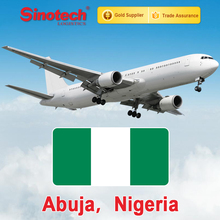 China Shipping Agency Air Freight Rates From China to Nigeria Abuja