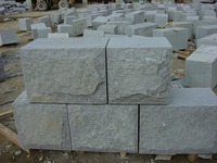 Cheap price China G341 granite blocks wall stone