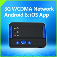 3g personal dual way talk GPS Tracking People