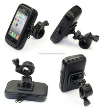 Bicycle cell phone holder mobile phone security stand bike phone holder, China supplier