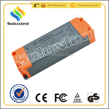 27W Constant Current LED Driver 300mA High PFC Non-stroboscopic With PC Cover For Indoor Lighting