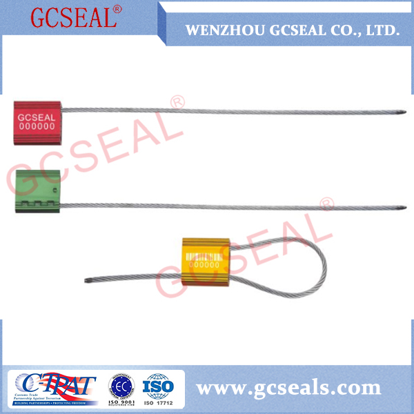 2.5mm China Wholesale cable seal lock GC-C2501