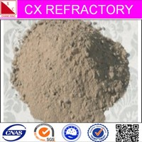refractory fire clay powder for fire bricks