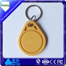 Blank Printable Writable Passive 13.56MHZ RFid tag/ NFC label/ NFC sticker for mobile phone