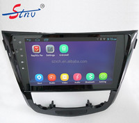 Android GPS Navigation For NIS SAN X Trail 2014 With Car Audio Multimedia