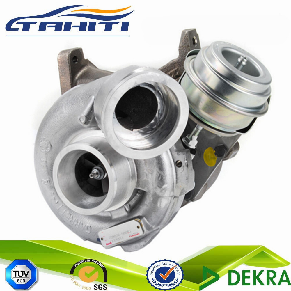 GT1852V VNT Diesel Compressor Turbocharger 709836-5004S OE A6110960899 Car Turbo Kit For Sprinter OM 611