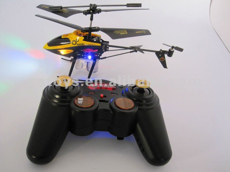 Newest and Hottest 3.5Channel RC Helicopter that can shoot water out