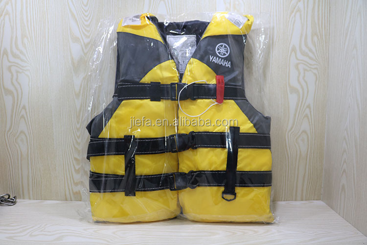 CE approved water sports inflatable life jacket/safety vest