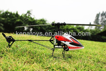 2.4G 4Ch 6-Axis gyro model king helicopter cx model hubsan rc helicopter