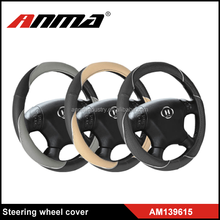 Manufacture orange steering wheel cover and other car accessories