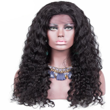 aliexpress human hair cuticle aligned full lace wig 180% 200% high density natural braided wigs for black women