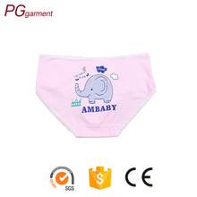 factory wholesale undergarments inner wear cute lady underwear cotton panties young girl cotton panty