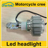 universal motorcycle fog lights led h4 h6 ba20d