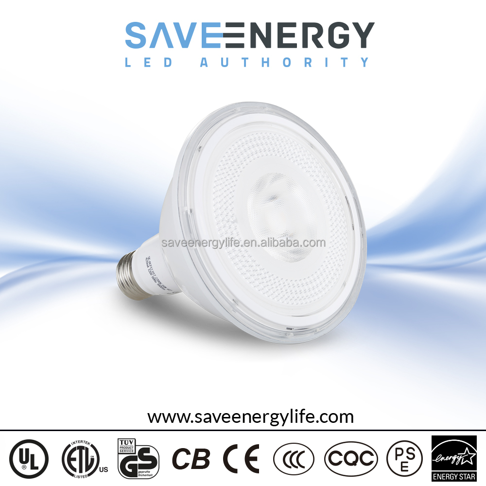 18w dimmable par38 cob led spot light e26 230v 15w lamp light bulbs