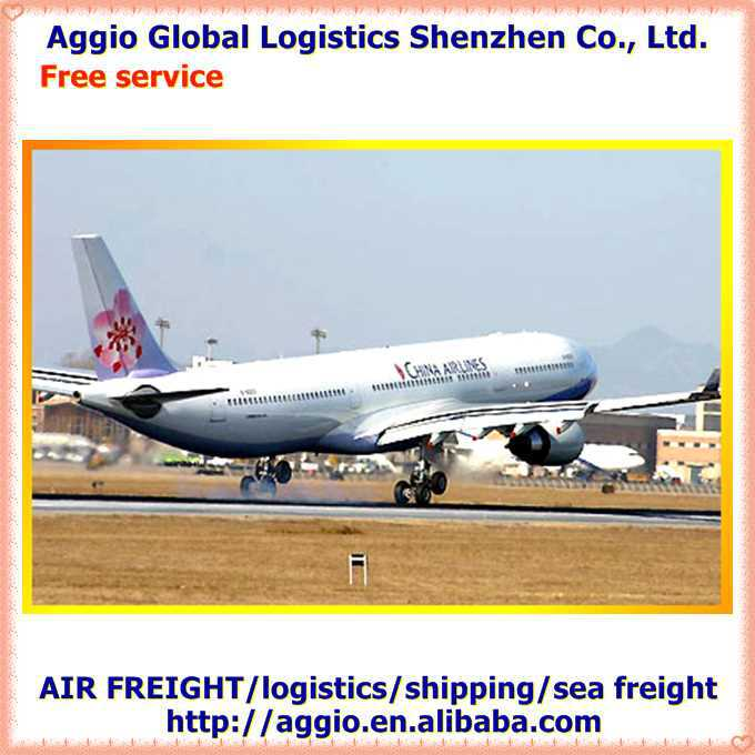 aggio International logistics a professional team