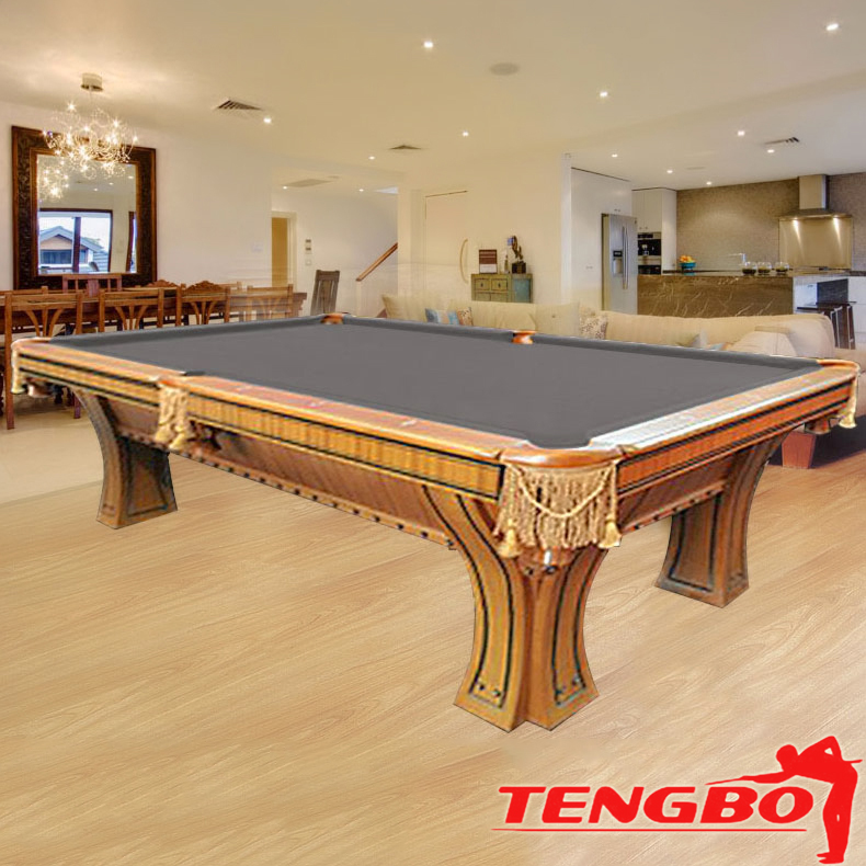 Tengbo TBM-US-80 antique brunswick pool tables for sale