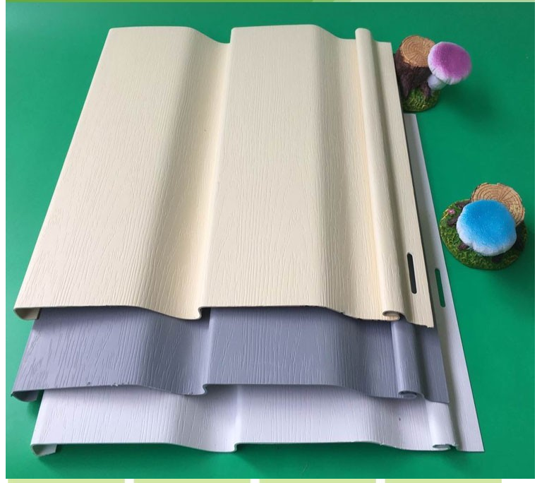 Hot selling quality beautiful exterior Pvc wall panel
