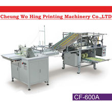 Machine for Paper Sewing & Folding