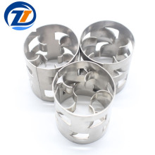 SS304 SS316 Stainless Steel Metal Random Tower Packing Pall Ring