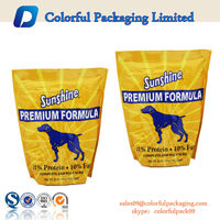 Aluminum Foil 1kg Pet Food Bag For Pet Food Suppliers
