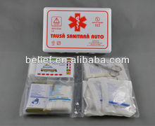 Car first aid kit box auto emergency kit
