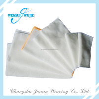 Chinese cheap price good quality wood fiber microfiber kitchen towel magic cloth kitchen clean products wholesale