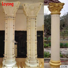 concrete pillar molds/roman column mould/concrete baluster mold