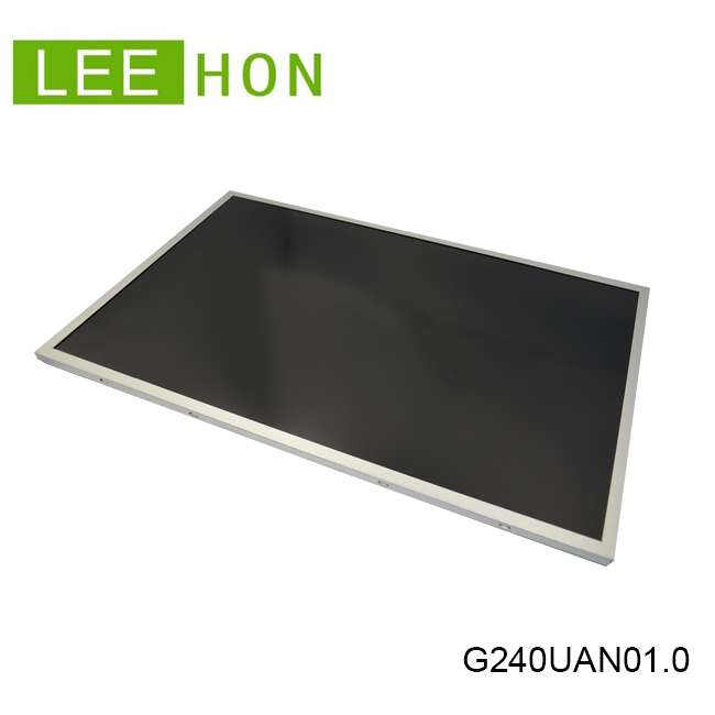Leehon Original AUO G240UAN01.0 1920x1200 tft-lcd module 24 inch LVDS signal lcd display panels