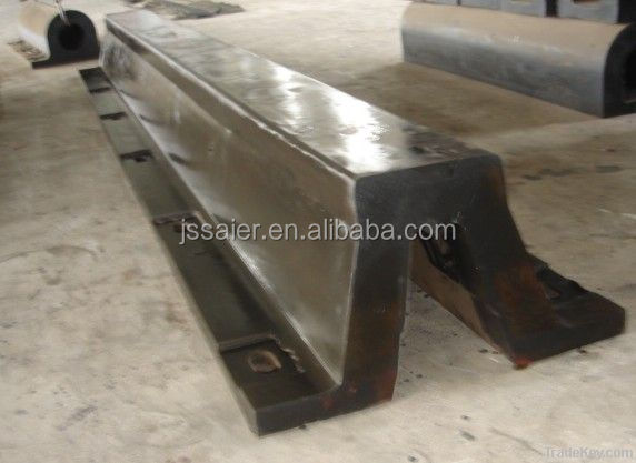 marine rubber super arch fenders for port boat