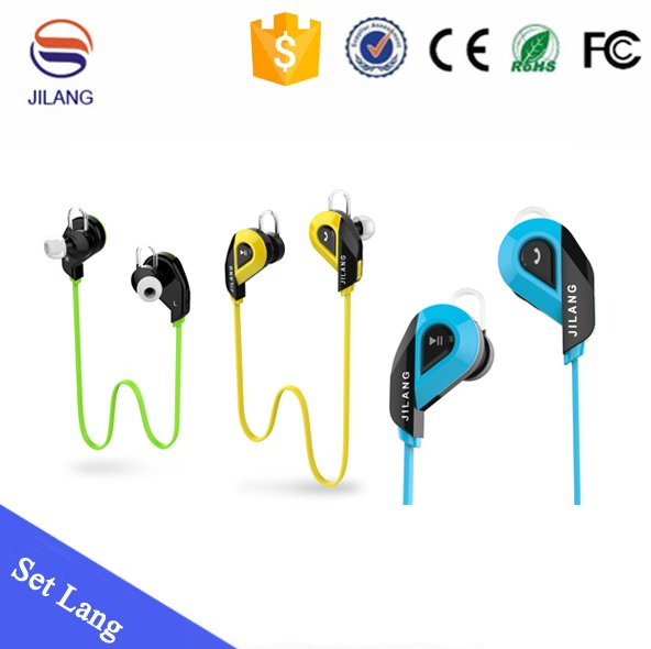 Made In China Good Quality Sport V4.1 Wireless Bluetooth Headset