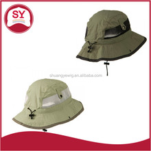 Big Size Zipper Talson UV Bucket Hat