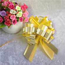 Cheap Custom pre-made decoration Pull gift Bow ties