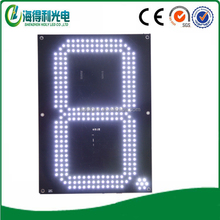 "Hidly 16"" single Digital 7segment LED Gas Price Numbers Display Board For Gas Station"