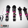 Metal finish Automotive shock absorber Coilover suspension Adjustable damper for E34