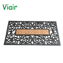 Waterproof Antique Cast Iron Door Mat pvc floor mat