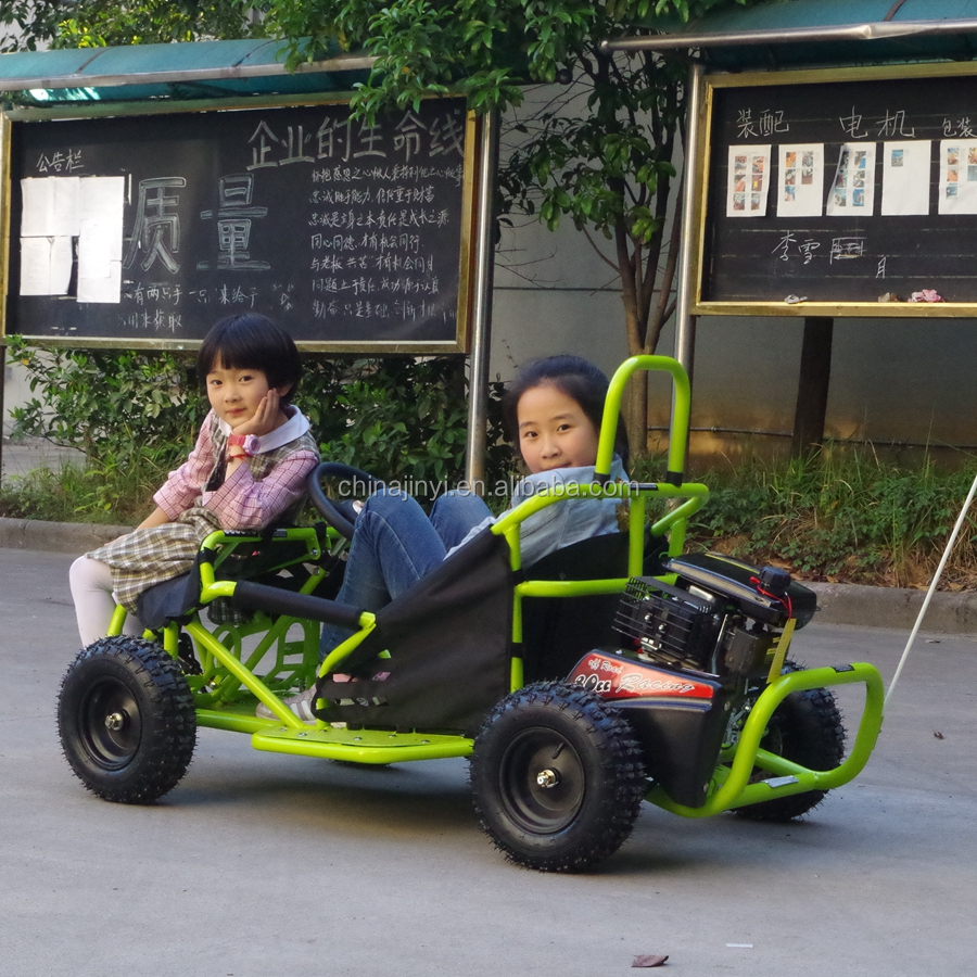 2018 Verde Go Kart Buggy/off Road Buggy Go Kart/80cc Niños Mini ...