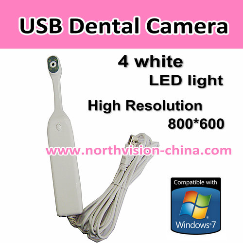 digital dental camera with software