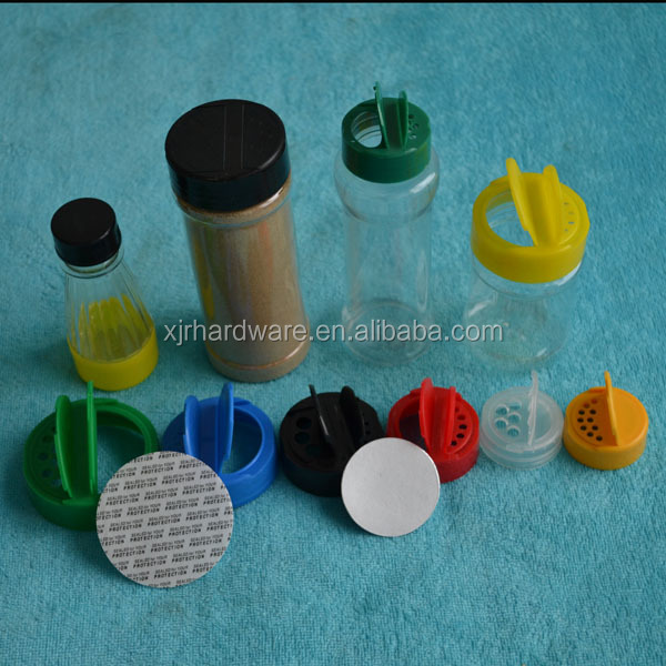 300ml plastic jar for spices