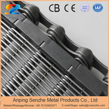small type stainless steel eye link metal conveyor wire mesh belt for transport
