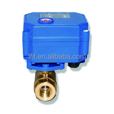 CWX-15N/<strong>Q</strong> 1/2'' 1/4'' 1'' Electric ball valve For Water Control equipment and project