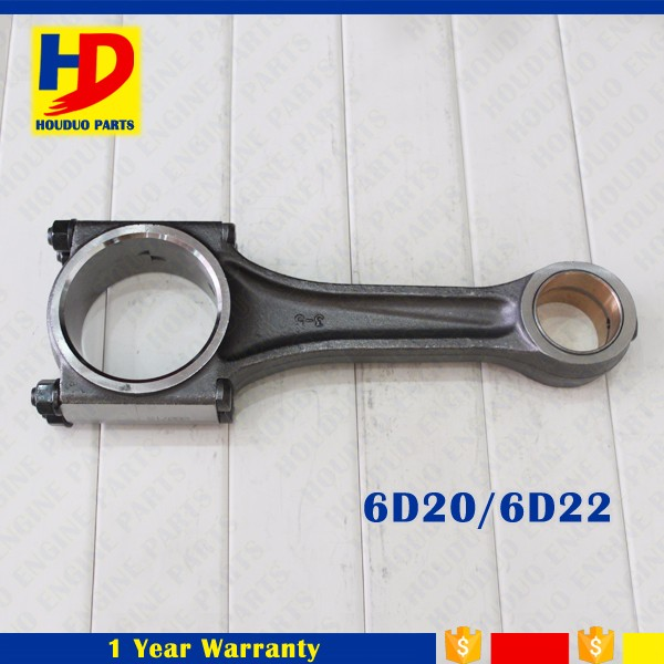 Excavator 6D20/ 6D22 Engine Connecting Rod
