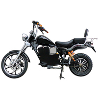 Factory price adult electric moped scooter motorcycle