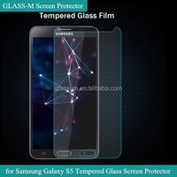 Smartphones In Korea Tempered Glass Screen Protector For Samsung Galaxy S5