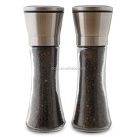 Stainless Steel Spice Grinder Salt And